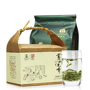 黃山毛峰雨前特級茶 綠茶185g
