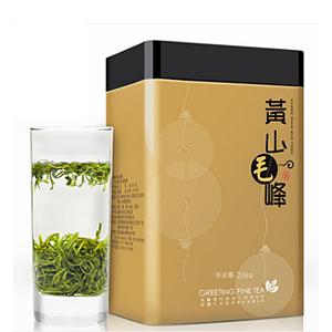 黃山毛峰綠茶春茶毛尖200g