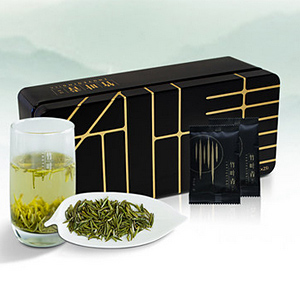 竹葉青-靜心 春茶嫩芽綠茶100g