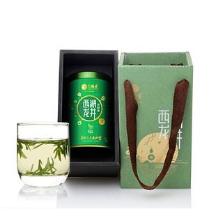 貢韻西湖龍井新春茶50g