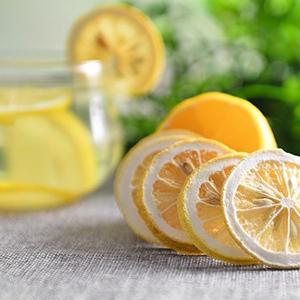 健康開胃檸檬茶